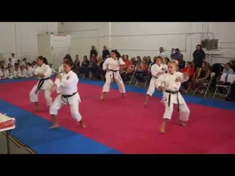 Joshinmon Shorin ryu karate do exam