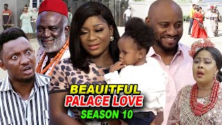 BEAUTIFUL PALACE LOVE SEASON 10 - Destiny Etiko 2020 Latest Nigerian Nollywood Movie Full HD