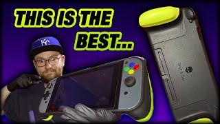 I just found the BEST Nintendo Switch case - Skull & Co Grip Case