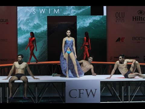 Colombo Fashion Show 2015 video