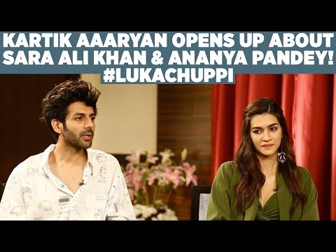 Kartik Aaryan opens up about Sara Ali Khan & Ananya Pandey! #LukaChuppi Mp3
