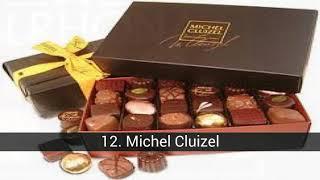 Les meilleures marques de chocolat dans le monde
