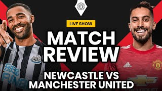 Maguire's Redemption | Newcastle Utd 1-4 Manchester Utd | Match Review