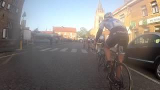 Cross-wind Carnage - Belgium Kermis Cycle Racing