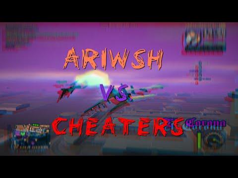 ariwsh 2vs1 Hydra dogfight