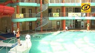Девочка едва не утонула в Кобринском аквапарке(Трагедия в Кобринском аквапарке: в бассейне тонул семилетний ребёнок. Сейчас девочка находится в глубокой..., 2015-06-16T18:58:48.000Z)