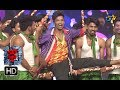 Bobby Performance | Dhee 10 |  4th April 2018   | ETV Telugu
