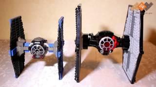 Lego Star Wars - Истребитель особых войск Первого Ордена - Лего звездные войны в продаже на TOY RU