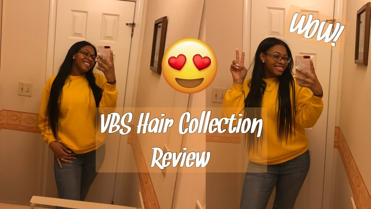 Vbs Hair Collection Review Elicia Renee