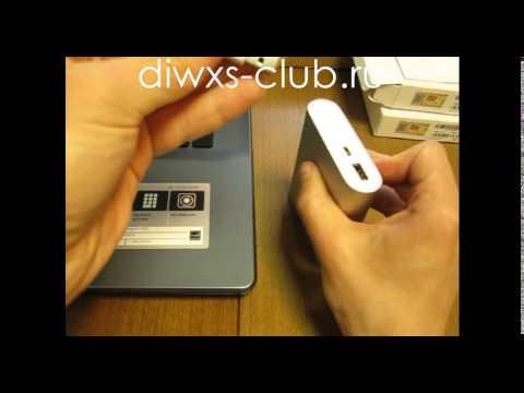 Как пользоваться внешним аккумулятором для смартфона