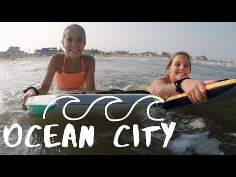 Ocean City Beach | Ocean City, NJ