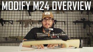 Modify M24 USR 150 Overview!! - Airsoft GI