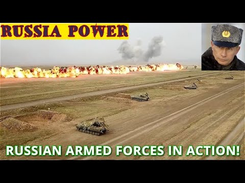 The Best Army In The World! Russians Are Born Ready!