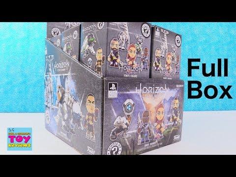 Horizon Zero Dawn Funko Mystery Minis Full Box Opening   PSToyReviews thumbnail