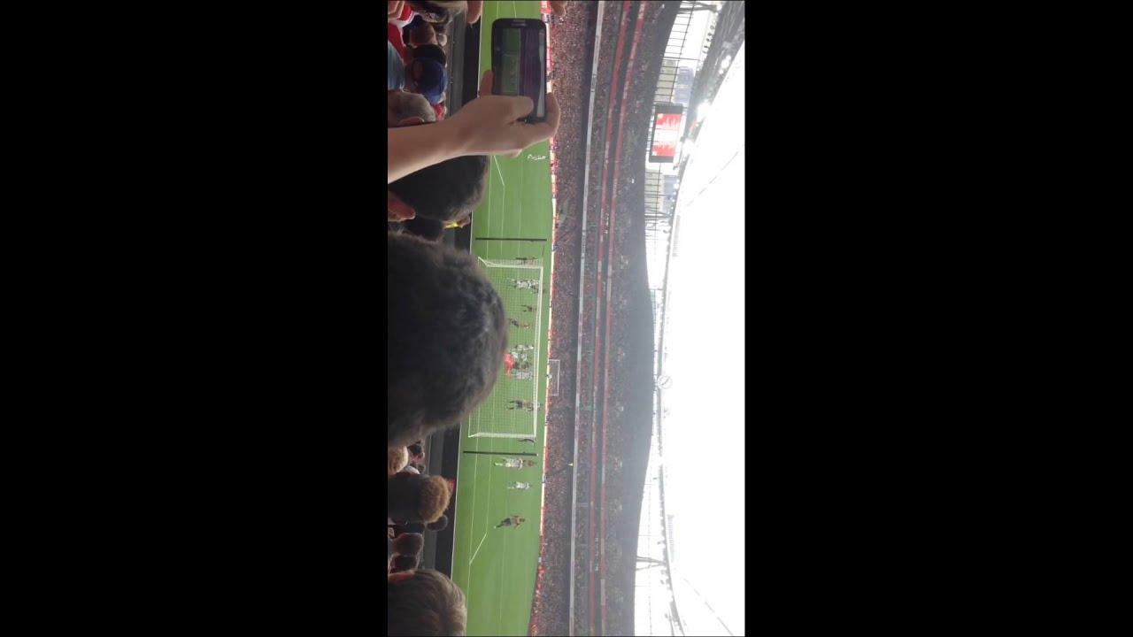 Download Oliver Giroud header vs Lyon