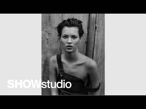 Kate Moss interviewed by Nick Knight about Peter Lindbergh: Subjective