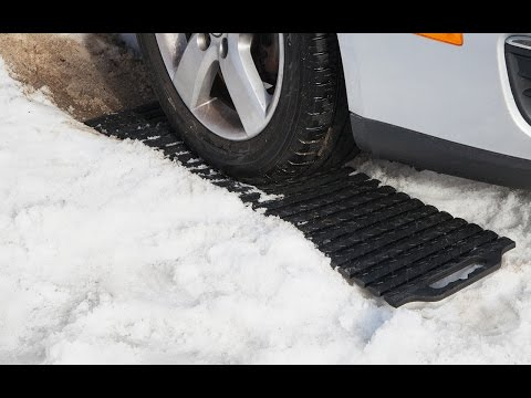 Does your trunk have traction?