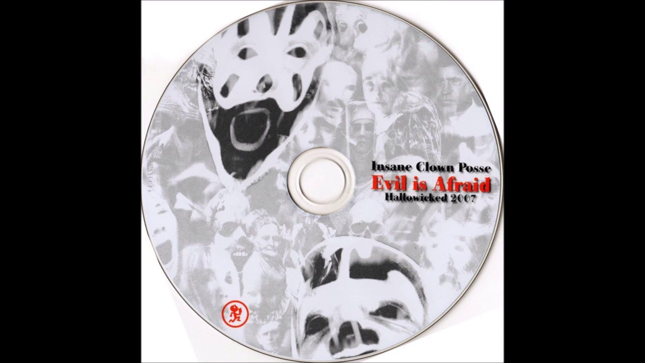 "Hallowicked - 2007: ""Evil Is Afraid"" (single)"
