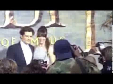 Hobbit Premier - Hollywood CA