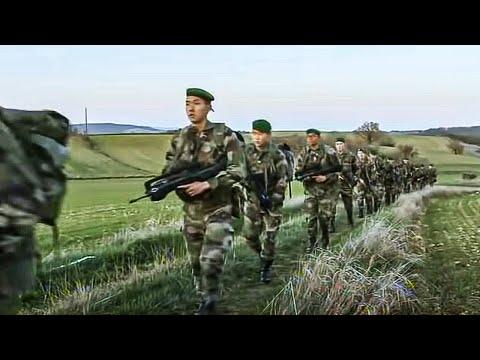 Au coeur de la légion étrangère française