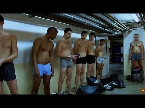 French Foreign Legion: Fighting and Taining with English subtitles