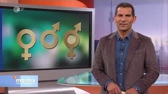 Männlich, weiblich, divers – das dritte Geschlecht (09.11.2017 ZDF-Morgenmagazin)