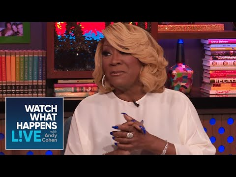 Patti LaBelle on Jennifer Hudson Playing Aretha Franklin | WWHL