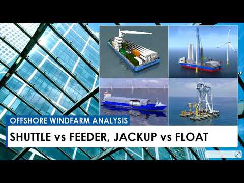 Offshore Windfarm Analysis