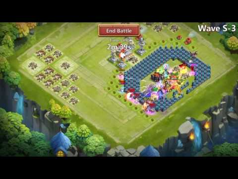 Townhall 21 HBM S Castle Clash