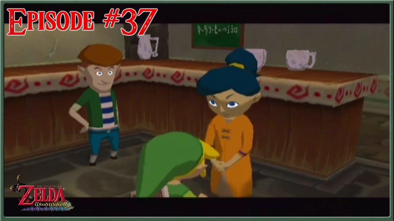The Legend of Zelda: Wind Waker - Link, Love Detective - Episode 37
