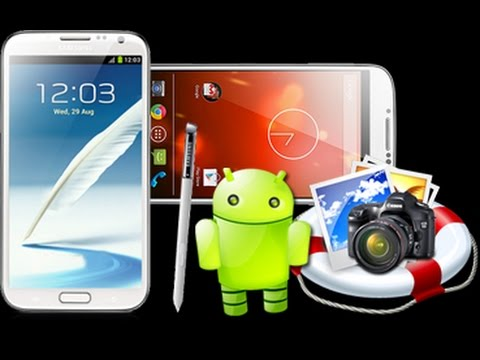 How to Recover internal memory of android
