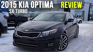 Kia Optima 2015 Videos