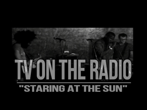 "TV on the Radio ""Staring at the Sun"" Live at Ace's Basement (Multi Camera) 2004"