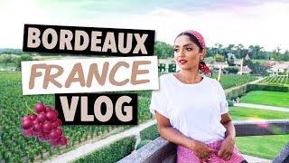 VLOG: My trip to Bordeaux, France! | Deepica Mutyala