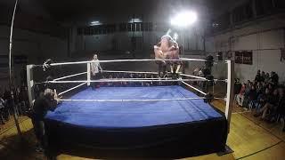 IWA LPF 2 Chris Steelwith Mister Malvezzi vs Mike Verna vs Andres Diamond PART 2