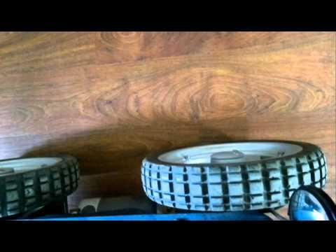 скрип колес в observer maximus