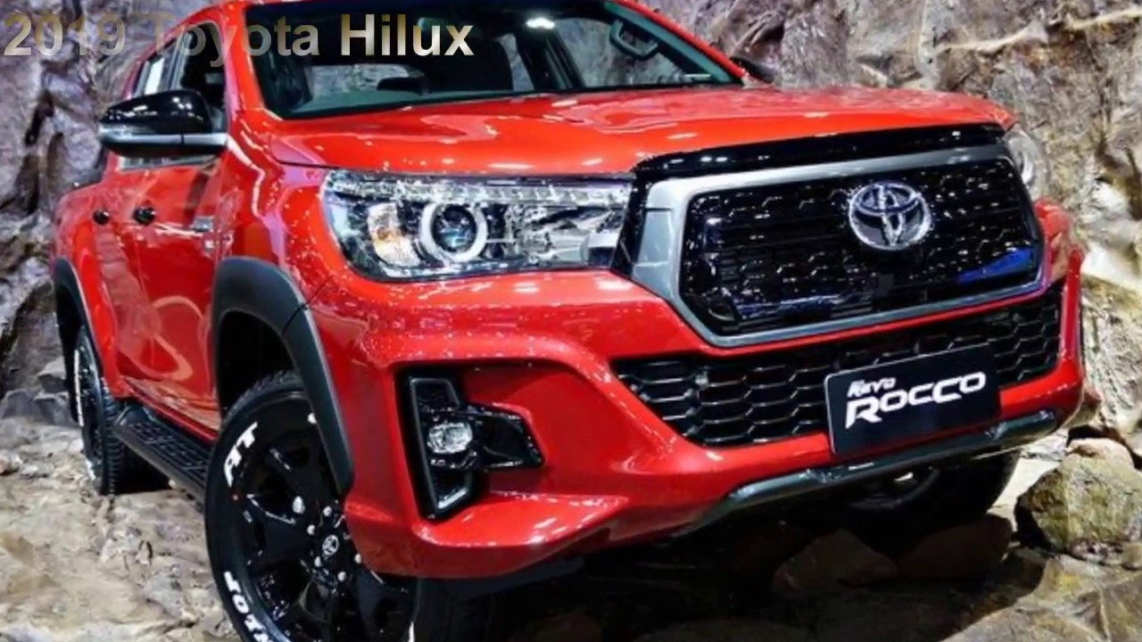 2019 Toyota Hilux Youtube