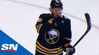 Victor Olofsson Sets NHL Record With First 7 Career Goals On The Power Play