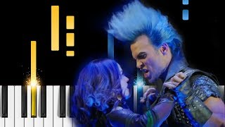 Descendants 3 - Do What You Gotta Do - Piano Tutorial / Piano Cover