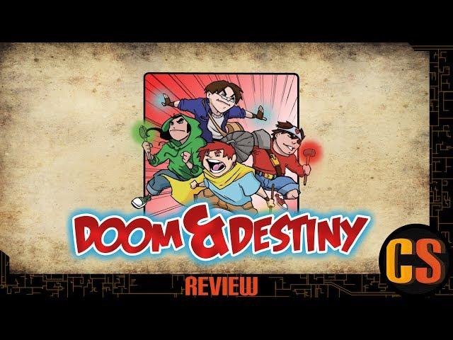DOOM & DESTINY - PS4 REVIEW
