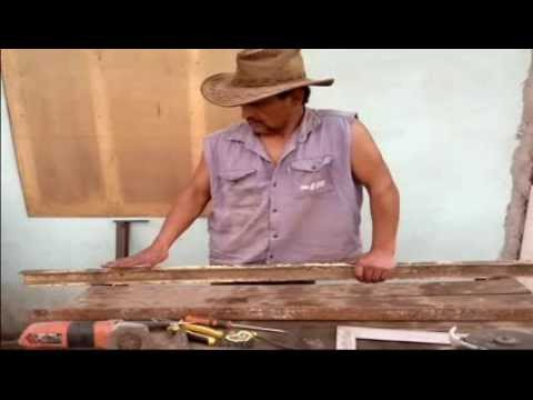 Como hacer un torno para madera part1 5 youtube for Como construir estanques para peces