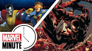 Free costumes in MARVEL ULTIMATE ALLIANCE 3! D23 Expo announcements galore! | Marvel Minute