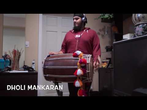 3 Pegg By Sharry Mann (Dhol Cover)