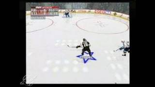 NHL FaceOff 2003 PlayStation 2 Gameplay_2002_11_05_4