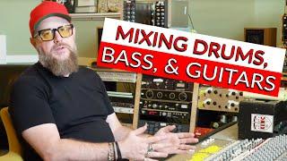 Mixing Nashville Drums, Bass, & Guitars with F. Reid Shippen - Warren Huart: Produce Like A Pro