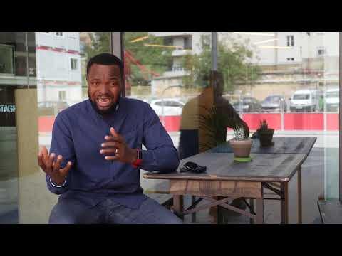 The Rise of Africa's Tech Industry - 'Bosun Tijani