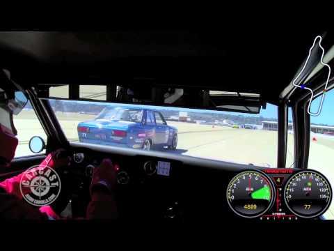 Adam Carolla In The 2013 Coronado Vintage Race