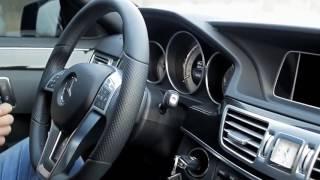 Mercedes Benz E Класс Тест драйв Anton Avtoman