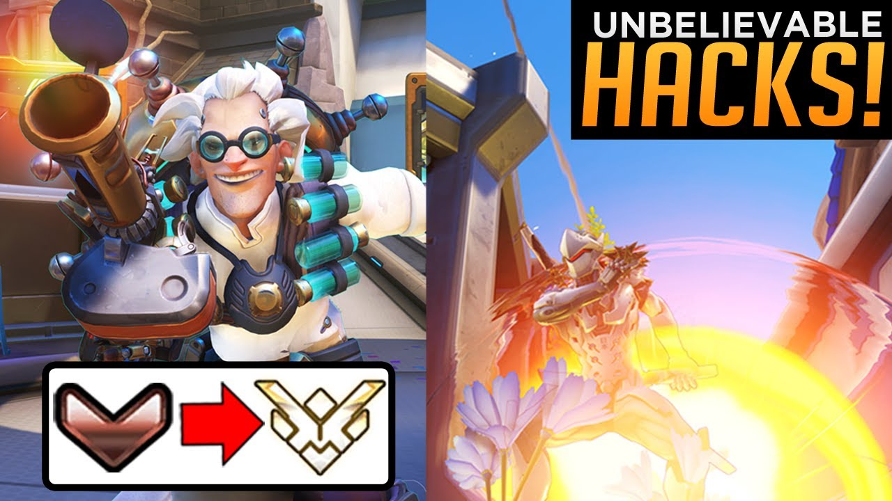 The Most Unbelievable Overwatch Hacks You've Ever Seen