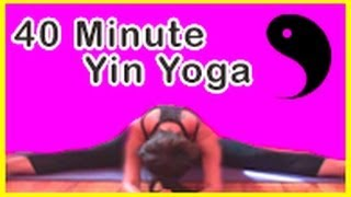 yin yoga deep stretch for cyclists runners hikers athletes